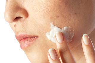 aplikacja kosmetyku