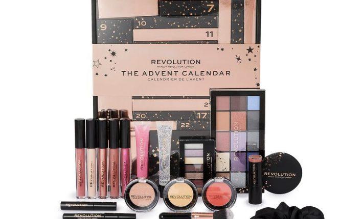 różne kosmetyki Makeup Revolution